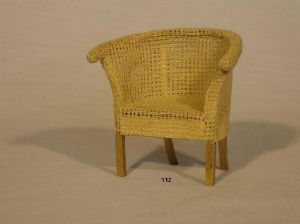112. Lloyd Loom Chair